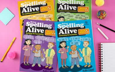 In conversation: How to bring spelling alive