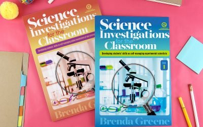 Inspirational ideas for keeping science curiosity alive