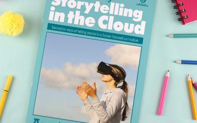 Creating digital stories develops digital fluency