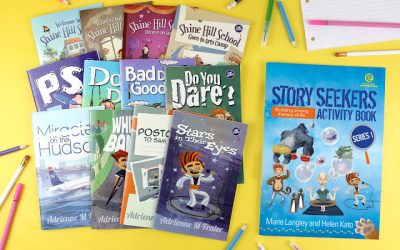 Tales of teaching with Story Seekers